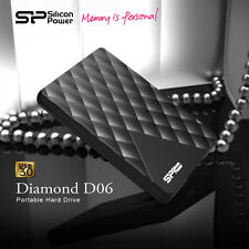 100GB SSD External SP Solid State Hard Drive USB 3.0 NTFS Portable Black 100 GB
