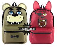 Five Nights at Freddy's zaino scuola foxy sac bag borsa backpack cosplay golden