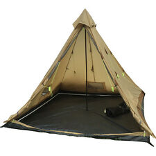 Buffalo Hunter 6-Person 4-Season Teepee Tent
