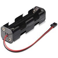 Batteriebox 8 AA Mignon JR Stecker für Sender partCore 150115