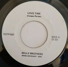 KELLY BROTHERS - Love Time - OOTP - UK 45 - NORTHERN SOUL - Early 70's reissue