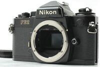 【EXC+5/ Titan Honeycomb Shutter】 Nikon FE2 35mm SLR Film Camera  From JAPAN #25