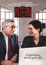 The Intern (DVD, 2016)-Robert De Niro, Anne Hathaway, Rene Russo