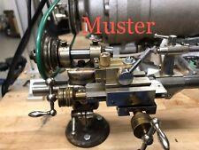 Watchmakers lathe quick tools post-schnellwechsel stahlhalter set für drehbank