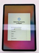 Apple iPad Pro 1st Gen 64GB Wi-Fi 11in - Silver A1980 (MTXP2LL/A) Special