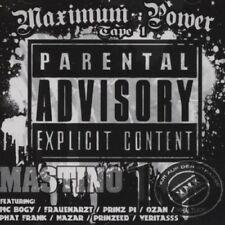 Mastino - Maximum Power Tape 1 CD (Frauenarzt, Mc Bogy, Prinz Pi)