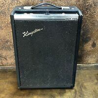 Vintage 1960s Kingston Solid State Electric Guitar Amplifier / Tested & Working