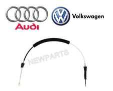 For Audi A3 VW Golf Jetta Driver Left Manual Trans Shift Cable Genuine