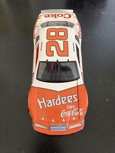 Cale Yarborough 1/24 Nascar model Hardees