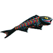 Kite Giant Wavy Gradiant Flying Fish Kite..410......PR 12804