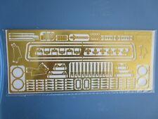 POCHER 1/8 Ferrari F40 Brass Photoetched Sheet Wiper Rear Trim Transkit AMG NIB