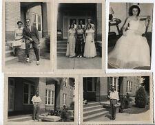 VINTAGE PHOTOS, WOMANS COLLEGE AND NURSING SCHOOL PHOTOS 1940-50.