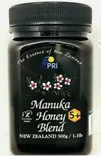 MANUKA HONEY RAW 5+ KOSHER MGO 30+ 1.1LBS/500g New Zealand