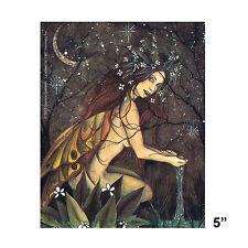 Sticker - Jessica Galbreth Coventin Witch Fairy Decal Sd48