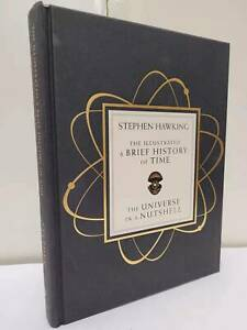 THE ILLUSTRATED A BRIEF HISTORY OF TIME & UNIVERSE IN A NUTSHELL Stephen Hawking