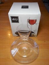Mikasa NICOLE Carafe Glassware 8 1/4 w original Box