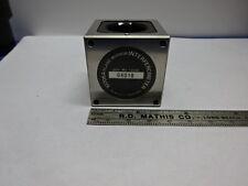 Hp 10706a Cube Beam Splitter Interferometer Optical Laser Optics As Is Amp83 43