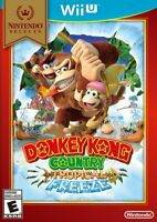 Donkey Kong Country: Tropical Freeze: Nintendo Selects Wii U Game