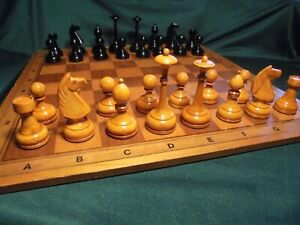 beautiful russian chess game