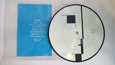 """Bauhaus 7"""" Vinyl Picture Disc – Spirit"""