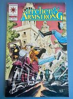 Archer & Armstrong Valiant Comic Oct 1993 Vol.1 No.15