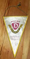 *RAR* Wimpel SG Dynamo Dresden DDR Oberliga Fussball DFV SGD Meister 1971 FDGB
