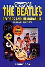 The Official Price Guide to The Beatles Records and Memorabilia: 2nd Edition, Ac