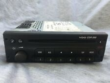 Opel VDO CDR 500 CD Tigra A Corsa B Vectra B Omega B 24469302 Auto Radio
