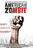 American Zombie (DVD, 2008) SEALED BRAND NEW