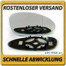 spiegelglas für PORSCHE 968/928 92-95 rechts asphärisch beheizbar beifahrerseite