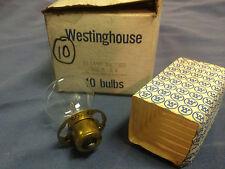 Westinghouse Part  #1503  6V /  6.5A Lamp Miniature Bulb