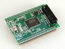 AT91SAM7SE-HB Header board with ATMEL ARM7 AT91SAM7SE512, JTAG, USB, 8Mbit SRAM