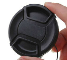 10PCS  82mm Universal Snap-On Front Lens Cap for Canon Nikon Sony Sigma Pentax
