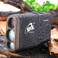 NEW! 1000M Waterproof Laser Rangefinder Outdoor Hunting Golf Distance Measure