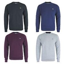 Lacoste Long Sleeve Cotton Sweatshirts for Men