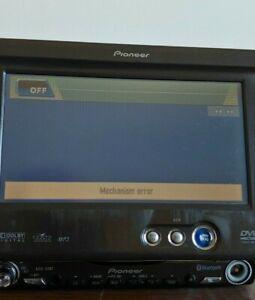 Pioneer Avic-X1BT Single 2 DIN Car CD DVD Radio