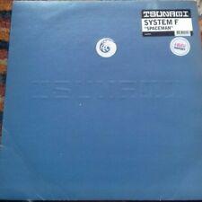 System F - Spaceman (Vinyl)