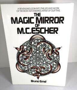 The Magic Mirror of M C Escher Art Book Life & Work Bruno Ernst Paperback NEW