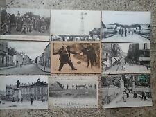 Lot CPA par 550 pièces-Gros débarras.Voir description/French Postcards.
