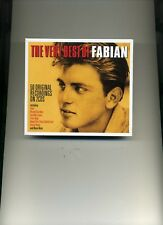 FABIAN - THE VERY BEST OF - 2 CDS - NEW!!