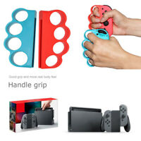 1 Pair for Nintendo Joy Con Controller Finger Grips for Fitness Boxing Game
