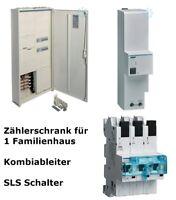 Zählerschrank 1 Zählplatz BKE-I, OKK, APZ, VT5, H=1100mm 2-feldig ESA ZB32ET215B