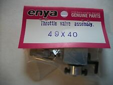 ENYA.45-49 X & CX STRAIGHT NEEDLE  R/C CARB ASSY NIP