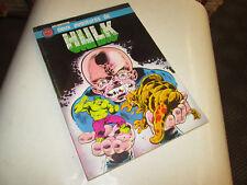 RELIURE   HULK T 3......  14 &  15   .. COMICS .ARTIMA 1981..TBE