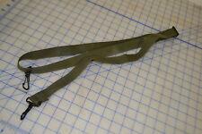 """1"""" military green cotton duck strap adjustable 35"""" - 60"""" general sling shoulder"""