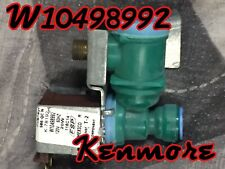W10498992 Kenmore Side By Side Icemaker Water Valve