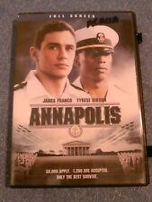 Annapolis (DVD, 2006, Full Screen) James Franco, Tyrese Gibson, Jordana Brewster