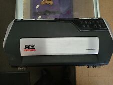 Mtx Thunder Ta7402 2 channel rare car audio amp! 2 ohm bridge. 1 ohm stereo!