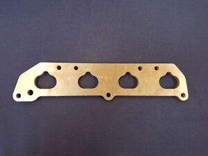 Honda D16 Inlet Manifold Flange Plate ALUMINIUM