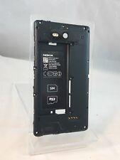 Genuine Original - Nokia Lumia 820 - Black - Rear Housing